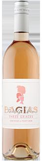 Evangelos Bagias Three Graces Rose of Pinot Noir 2018