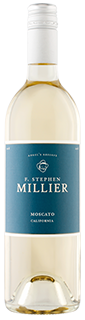F. Stephen Millier Angels Reserve California Moscato 2018