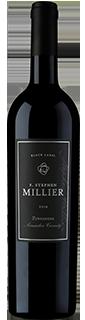 F. Stephen Millier Black Label Amador Zinfandel 2019