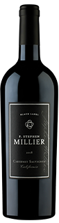 F. Stephen Millier Black Label California Cabernet Sauvignon 2018