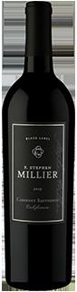 F. Stephen Millier Black Label California Cabernet Sauvignon 2019