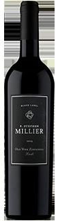 F. Stephen Millier Black Label Lodi Old Vine Zinfandel 2019