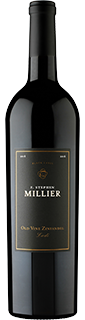 F. Stephen Millier Black Label Old Vine Zinfandel Lodi 2016