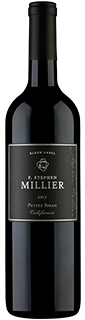 F. Stephen Millier Black Label California Petite Sirah 2017
