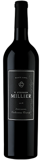 F. Stephen Millier Black Label Calaveras Zinfandel 2018
