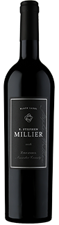 F. Stephen Millier Black Label Amador Zinfandel 2018