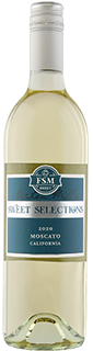 F. Stephen Millier Sweet Selections Moscato 2020