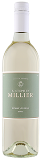 F. Stephen Millier Angels Reserve Lodi Pinot Grigio 2020