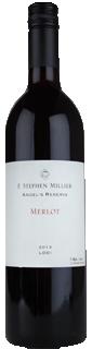 F. Stephen Millier Angel's Reserve Merlot Lodi 2013