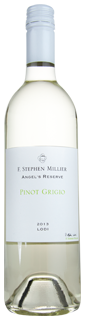 F. Stephen Millier Angels Reserve Pinot Grigio Lodi 2013