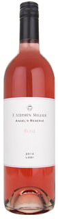 F. Stephen Millier Angels Reserve Rose Lodi 2014