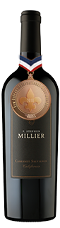F. Stephen Millier Black Label California Cabernet Sauvignon 2017