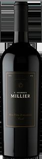 F. Stephen Millier Black Label Old Vine Zinfandel Lodi 2015