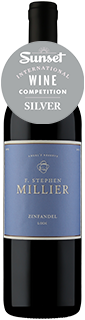 F. Stephen Millier Black Label Lodi Old Vine Zinfandel 2018