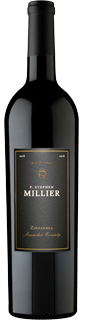 F. Stephen Millier Black Label Zinfandel Amador County 2016