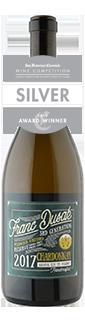 Franc Dusak Reserve Wildwood Vineyard Sonoma Chardonnay 2017