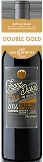Franc Dusak Still Real Sonoma Valley Cabernet Sauvignon 2016