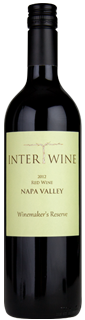 Intertwine Napa Valley Merlot 2012