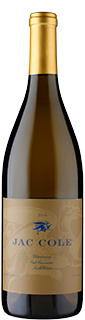 Jac Cole Oak Fermented Chardonnay North Coast 2014
