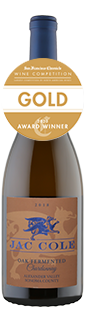 Jac Cole Alexander Valley Oak Fermented Chardonnay 2018