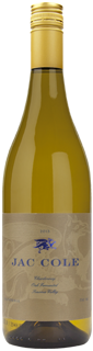 Jac Cole Oak Fermented Chardonnay Sonoma 2013