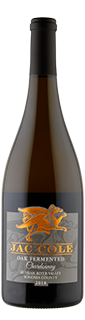 Jac Cole Russian River Valley Oak Fermented Chardonnay 2018
