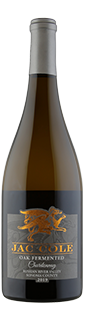 Jac Cole Russian River Valley Oak Fermented Chardonnay 2019