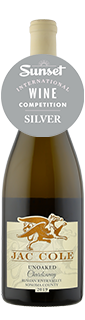 Jac Cole Russian River Valley Unoaked Chardonnay 2019