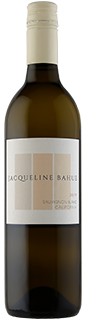 Jacqueline Bahue California Sauvignon Blanc 2019