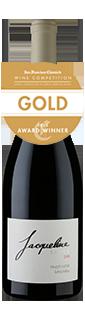 Jacqueline Bahue Edna Valley Pinot Noir 2018