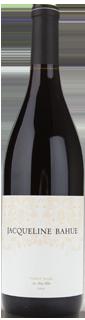 Jacqueline Bahue Pinot Noir Sta. Rita Hills 2013