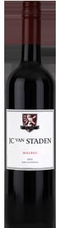 JC van Staden Malbec Lodi 2012