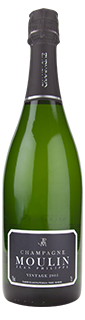 Jean Philippe Moulin Vintage Champagne 2005