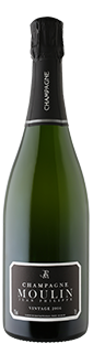 Jean Philippe Moulin Vintage Champagne 2006