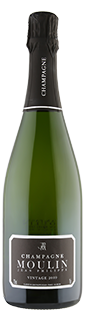 Jean Philippe Moulin Vintage Champagne 2009