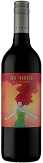 Jen Pfeiffer The Hero Cabernet Merlot 2018