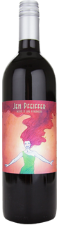 Jen Pfeiffer The Hero Shiraz 2014
