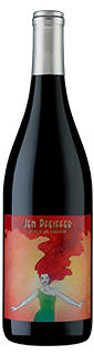 Jen Pfeiffer The Hero Shiraz 2018