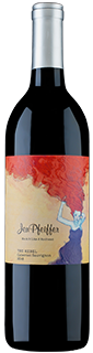 Jen Pfeiffer The Rebel Cabernet Sauvignon 2018