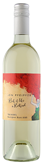 Jen Pfeiffer The Rebel Sauvignon Blanc 2020