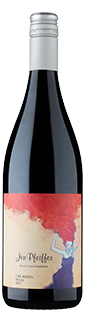 Jen Pfeiffer The Rebel Shiraz 2017