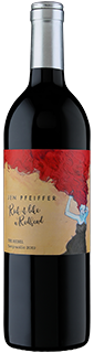 Jen Pfeiffer The Rebel Tempranillo 2019
