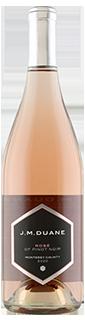 Jim Duane Monterey Rose of Pinot Noir 2020