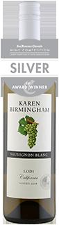 Karen Birmingham Lodi Sauvignon Blanc 2019
