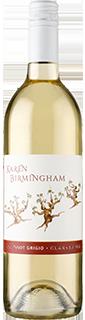 Karen Birmingham Pinot Grigio 2015