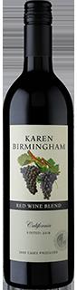 Karen Birmingham California Red 2016