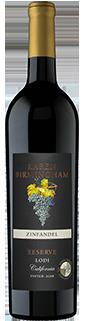 Karen Birmingham Reserve Zinfandel Lodi 2016