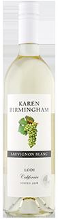Karen Birmingham Lodi Sauvignon Blanc 2018