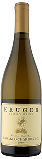 Kruger Family Unoaked Chardonnay 2020