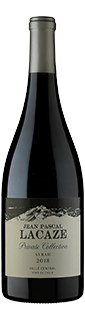 Lacaze Private Collection Syrah 2018